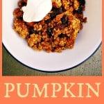 Pinnable Pumpkin Spice Granola
