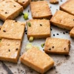 Crispy Asian Baked Tofu