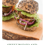 Sweet Potato and Black Bean Burger Pin (1)