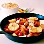 Lemon Garlic Butter Chicken Bake