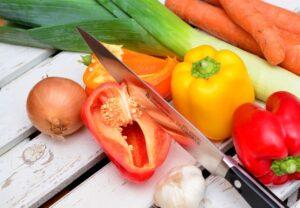 Meal prep. Top 5 clean eating tips