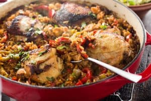One-Pot-Chicken-Fajitas-and-Rice-6-of-6