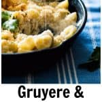 Gruyere and Cauliflower Mac and Cheese