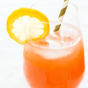 Watermelon Lemonade with Honey