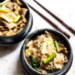 Beef chow fun recipe