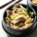 Healthy Beef Chow Fun Recipe
