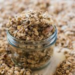 Super Seedy Coconut Oil Granola 550px