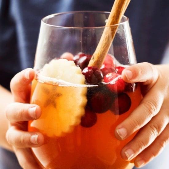 Spiced Slow Cooker Cranberry Apple Cider