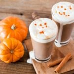 Thick and Creamy Pumpkin Hot Chocolate