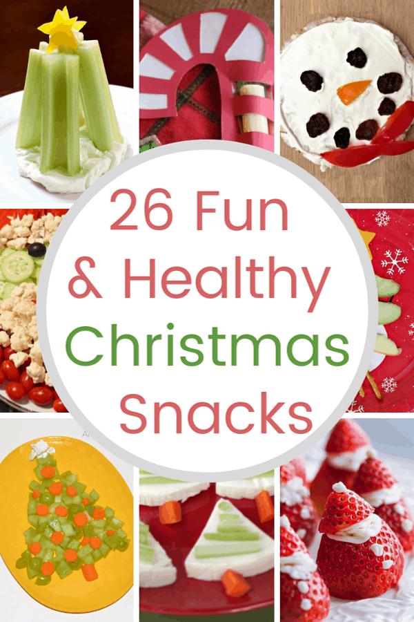 Christmas Snacks.26 Fun And Healthy Christmas Snacks For The Whole Family