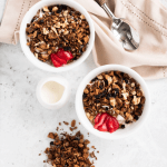 Sugar Free Granola pin