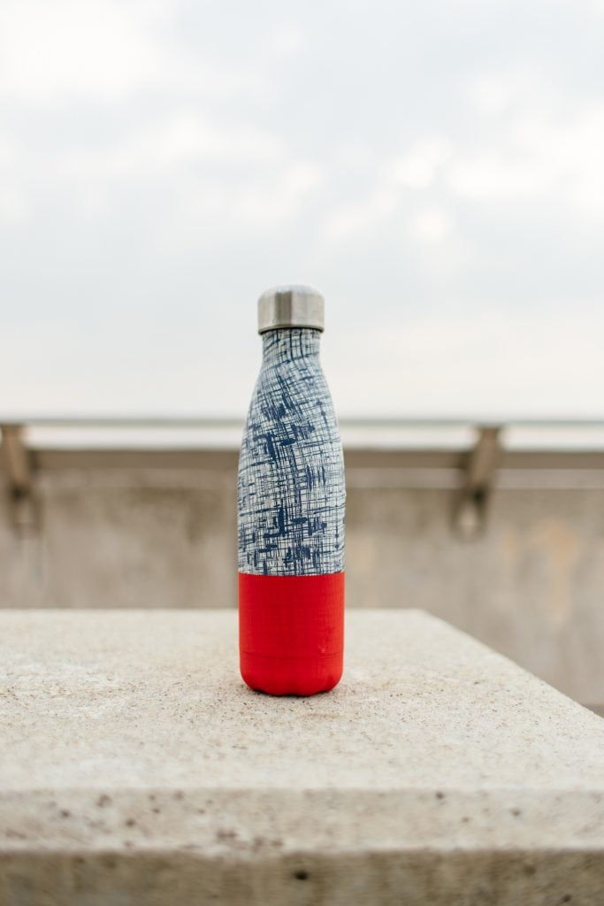 plastic free challenge: water bottle