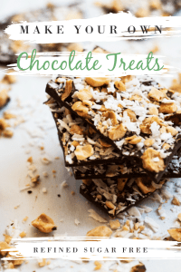 Homemade Healthy Chocolate Treats