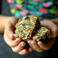 Healthy Homemade Nut Free Granola Bars :: Nut Free School Zone Safe and Naturally Refined Sugar Free!