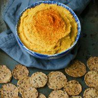 Healthy Butternut Squash Dip
