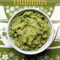 Recipe ReDux #17 Garlic Kale Hummus