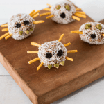 Halloween Breakfast Balls