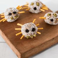 Allergy-Friendly Halloween Breakfast Bliss Balls