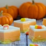 Healthy Candy Corn Bars Recipe