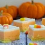 Healthy Candy Corn Bars Recipe