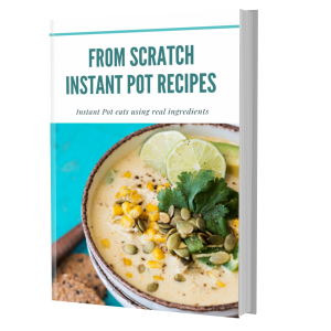 instant pot eats ebook