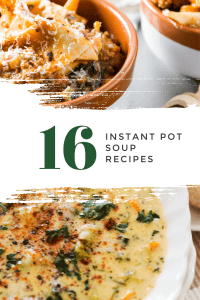 healthy instant pot soup recipes