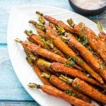 Simple and Scrumptious Roasted Dutch Carrots