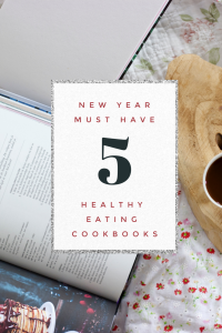 healthy eating cookbooks for the new year