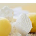 Lemon coconut cheesecake fat bomb