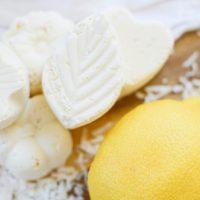 Coconut and Lemon Cheesecake Fat Bomb