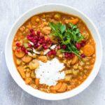 Moroccan Instant Pot Split Pea Soup