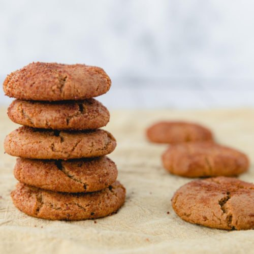 Crispy Gingersnap Cookies Without Molasses